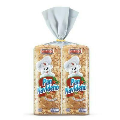 Bimbo Christmas Bread 2 units/500 g