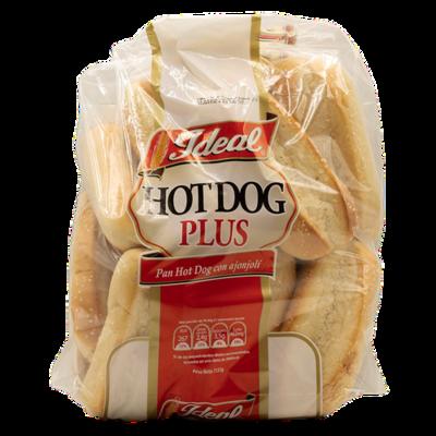 Ideal Bakery Hot Dog Plus 12 units/40oz