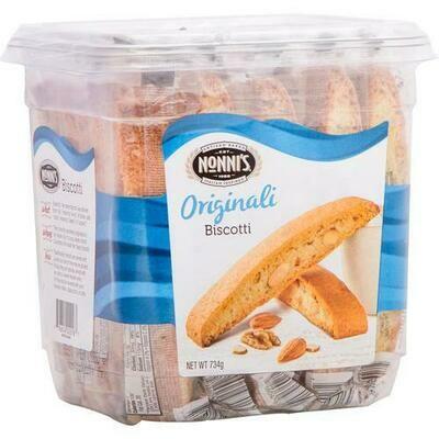 Nonni's Biscotti Cookie 24 pk- 1oz/ 31g