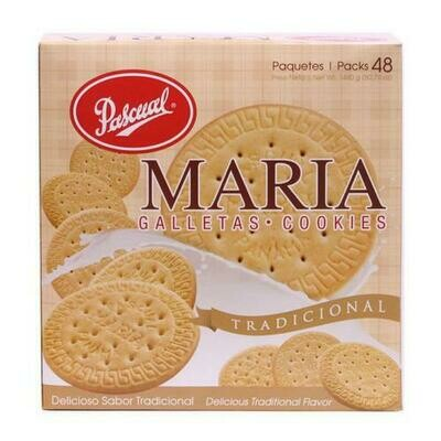 Pascual Maria Cookies 48 units/30g