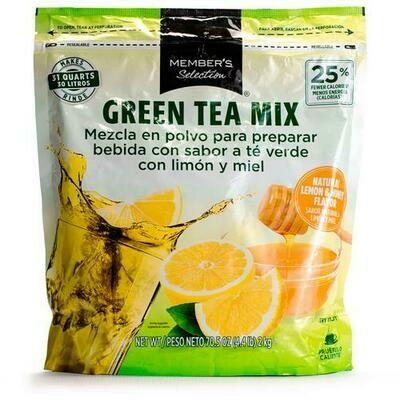 Member's Selection Green Tea Mix 2 kg / 4.4 lb