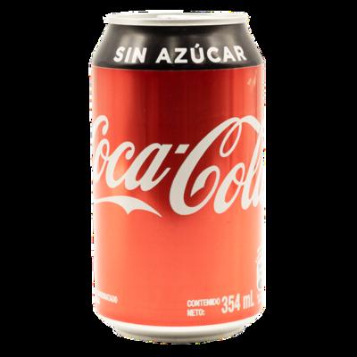 Coca Cola Zero 12 units/355ml