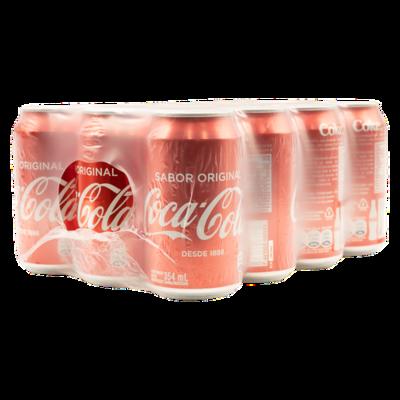 Coca Cola Classic 12 units/12oz
