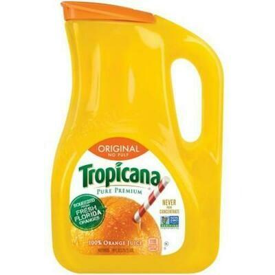 Tropicana Orange juice 2.63 l