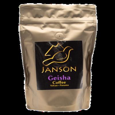 Janson Family Geisha Ground Coffee 250 g