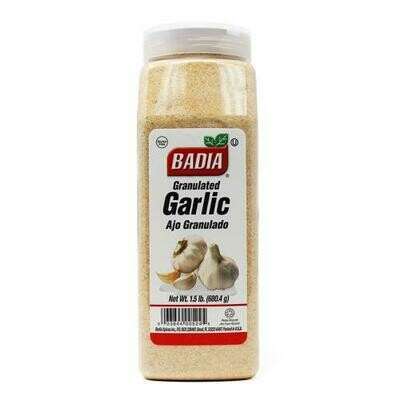 Badia Granulated Garlic 24 oz/ 680 g