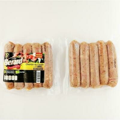 Berard Honey & Apple Sausage 800g / 1.7 lb