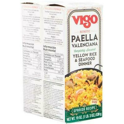 Vigo Rice Paella 2 pk/19 oz