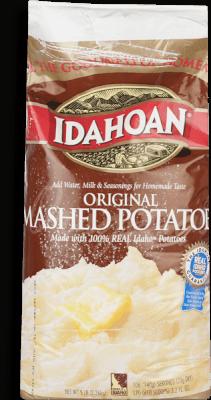 Idahoan Mashed Potatoes 80 oz