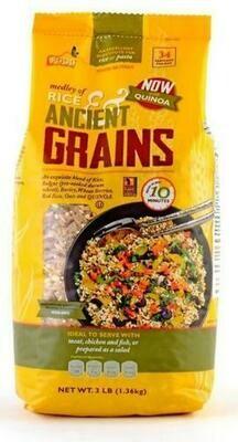 Food with Purpose Ancient Grains 3 lb / 1.36 kg