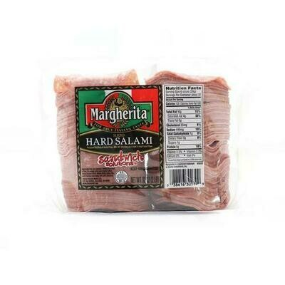 Margherita Sliced Hard Salami 908 g / 2 lb