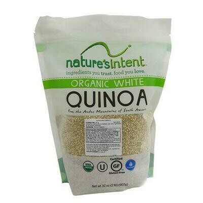 Nature's Intent Organic White Quinoa
