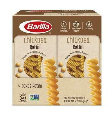 Barilla Chickpea Rotini 4 Pack/8.8 oz