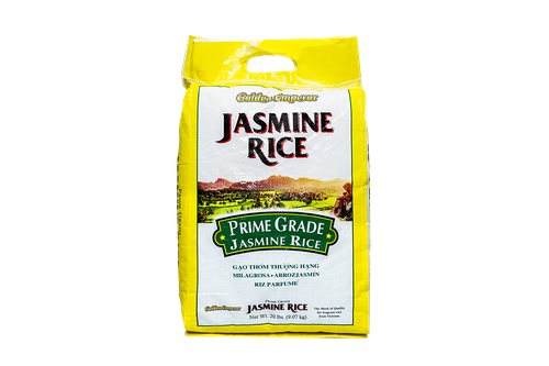 Golden Emperor Jasmine Rice 20 lbs