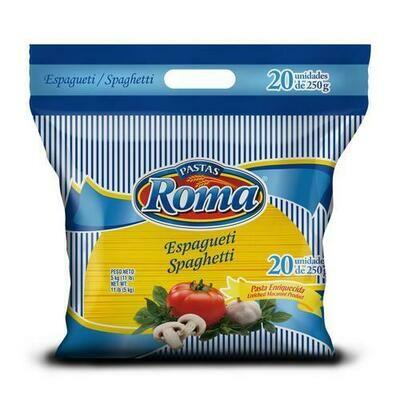 Roma Spaguetti 20 units/250 g