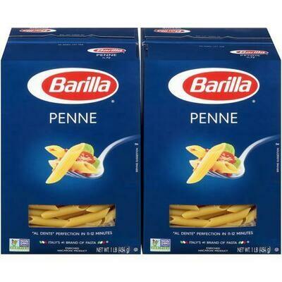 Barilla Penne Pasta 4 pk/1 lb