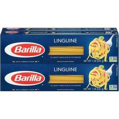 Barilla Linguine Pasta 4 pk/1 lb