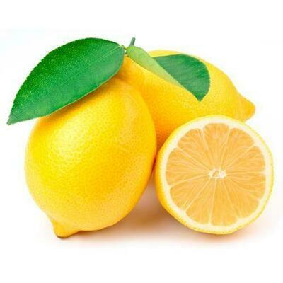 Yellow Lemon 1.5 kg / 3.3 lb