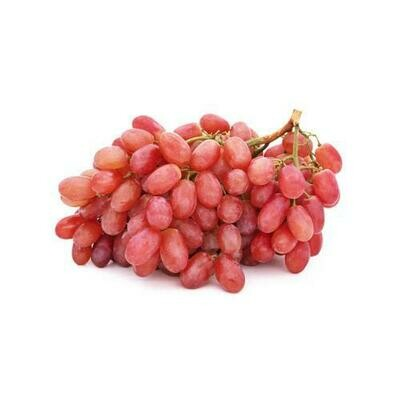 Seedless Red Grape Case, 8.2 kg / 18 lb