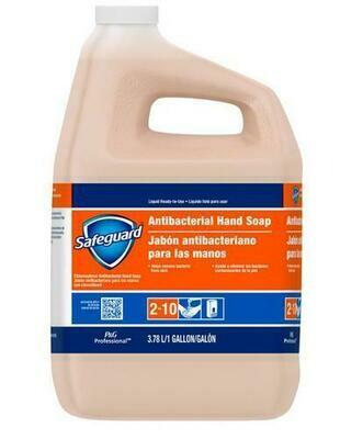 Safeguard Antibacterial Hand Soap 1 Gallon