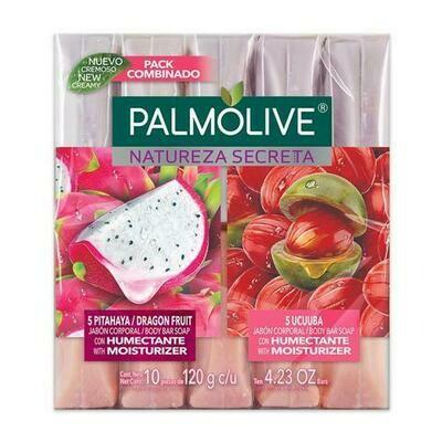 Palmolive Natureza Bar Soap 10 units/ 4 oz