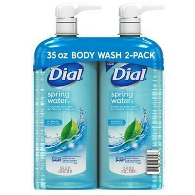Dial Body Wash 2 pk