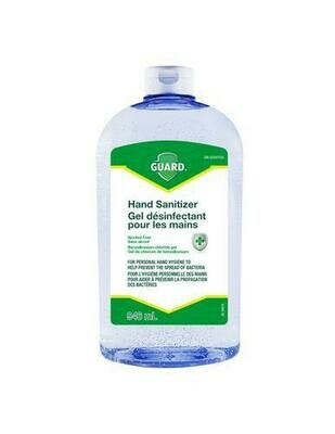 Guard Hand Sanitizer Gel 32 oz
