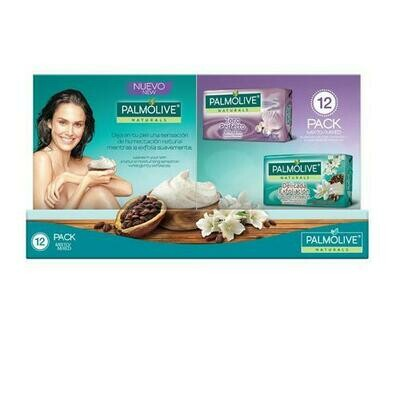 Palmolive Soap Bar Mixed 12 units /100 g/3.5 oz
