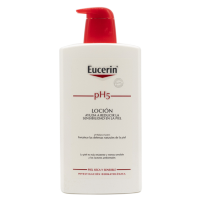 Eucerin PH5 Body Lotion 1 lt / 33.8 oz
