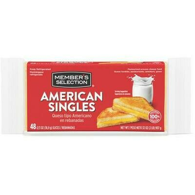 Member's Selection American Singles 907 g / 2 lb 48 Slices