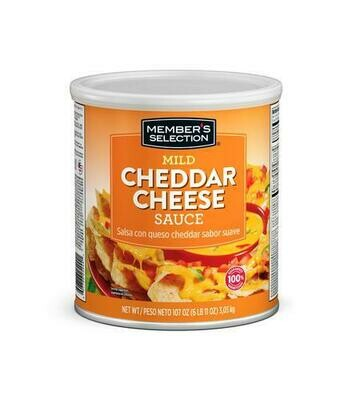 Member's Selection Mild Cheddar Cheese Sauce 11 oz