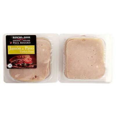 Rancho de Boor Turkey Cooked Ham 660 g / 1.4 lb