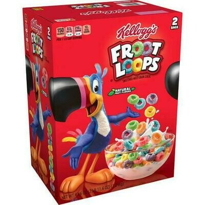 Kellogg's Froot Loops 43.6 oz