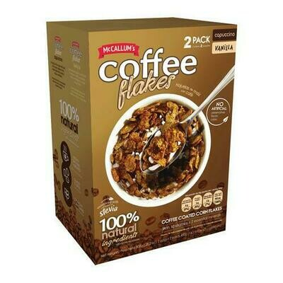 McCallum's Coffee Flavored Cereal 2 Units/400 g