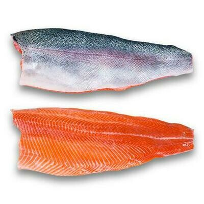 Member's Selection Frozen Skin On Boneless Trout Fillet, Vacuum Packaged, Bag