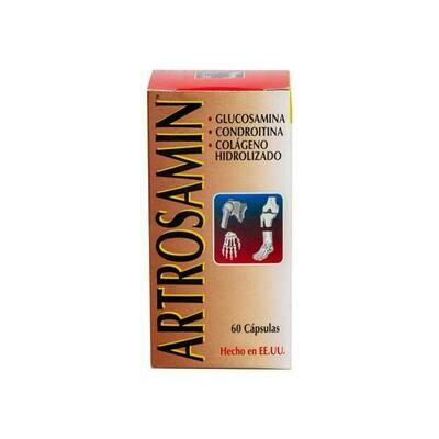 Artrosamin Glucosamine + Collagen 60 tablets