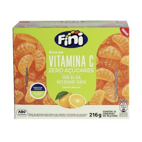 Fini Vitamin C Gummies 12 units/ 18 g