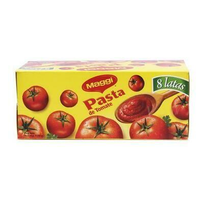 Maggi Tomato Paste 8 units/174g