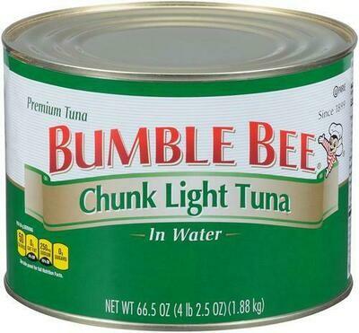 Bumble Bee Tuna in Water 66.5 oz/ 1.89 kg