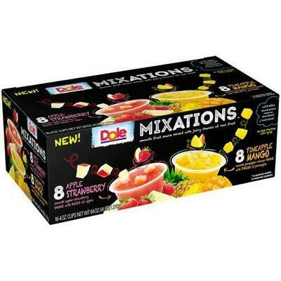 Dole Mixations Fruit Cups 16 pk - 4 oz / 113 g