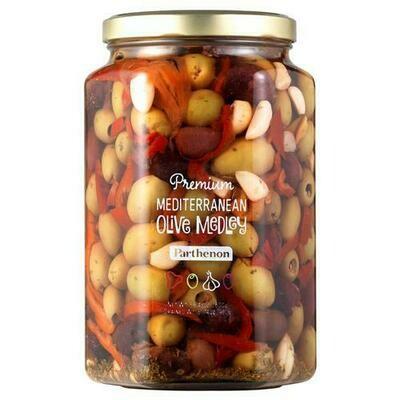 Parthenon Premium Olive Medley 56 oz