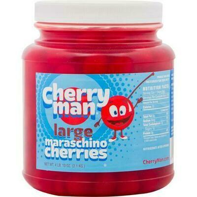 CherryMan Cherries 74 oz