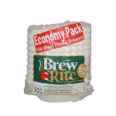 Brewrite Coffee Filters 500 ct