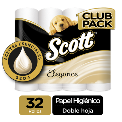 Scott Elegance Bathroom Tissue 32 units