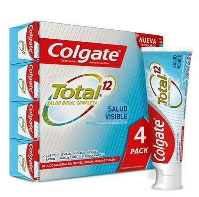 Colgate Visible Health Toothpaste 4 units/150 ml