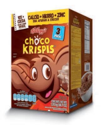 Choco Krispis Breakfast Cereal 3 pk/68.7 oz