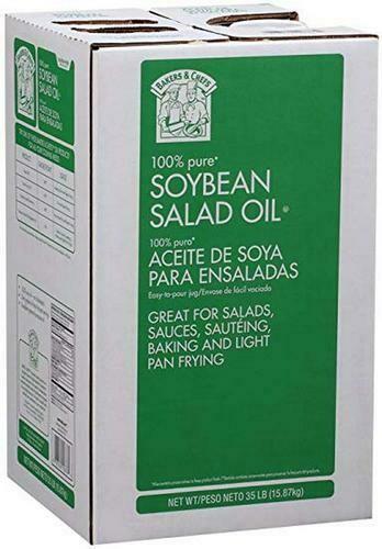 Golden Chef Soybean Oil  560 oz/ 15.87 kg