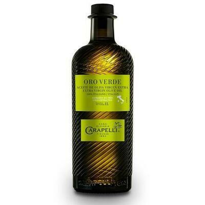 Carapelli Oro Verde Italian Extra Virgin Olive Oil 1L