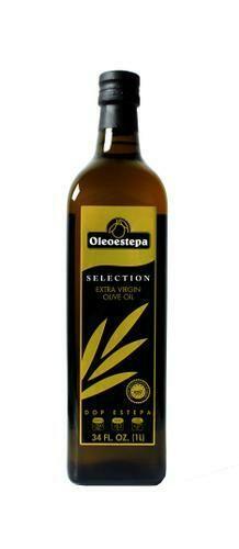 Oleoestepa Selection Extra Virgin Olive Oil 1 lt