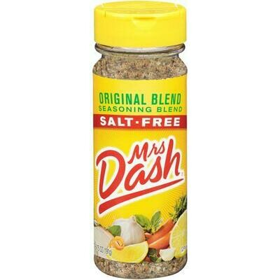 Mrs. Dash Original Blend 6.75 oz/ 191 g